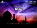 Misconception 1 Jihad